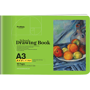ProMate A3 Drawing 40P