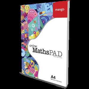 Mango Online MathsPAD A4 - 100S