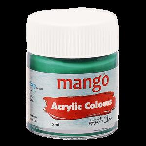 Mango Acrylic Colour - Brunswick Green