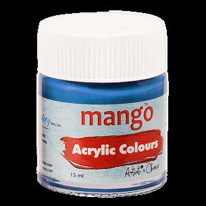 Mango Acrylic Colour - Cerulean Blue