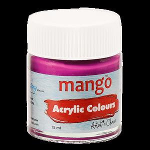 Mango Acrylic Colour - Fuchcia Pink