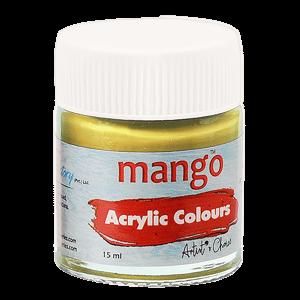 Mango Acrylic Colour - Gold