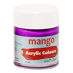 Mango Acrylic Colour - Magenta