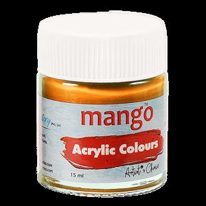 Mango Acrylic Colour - Orange