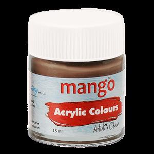 Mango Acrylic Colour - Vandyke Brown
