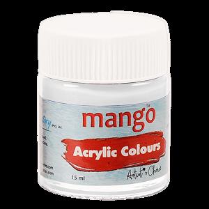 Mango Acrylic Colour - White