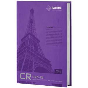 Rathna CR 400Pgs Hardcover Single Ruled