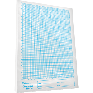 Rathna Graph Paper 2mm - 100 Sheets Pack