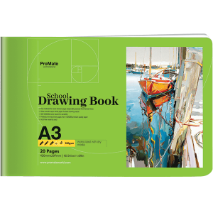 Promate A3 Drawing Book
