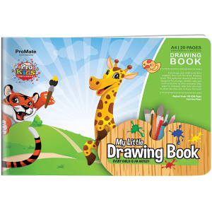 Promate A4 Drawing Book