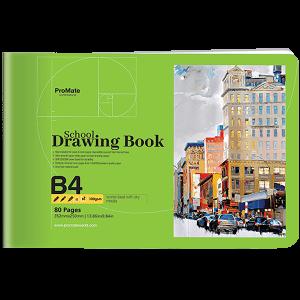 ProMate B4 Drawing 80P