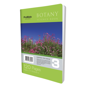 ProMate CR 120Pgs Botany Book