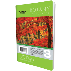 ProMate CR Botany Book 120Pgs