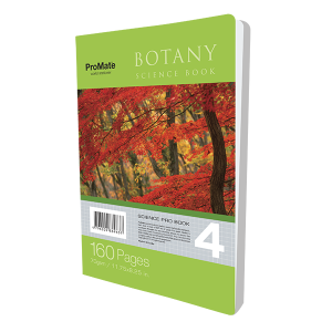 ProMate CR 160Pgs Botany Book