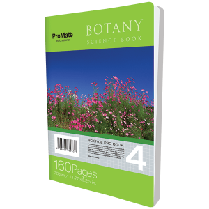 ProMate CR Botany Book 160Pgs