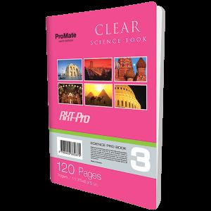 ProMate CR Clear Book 120Pgs