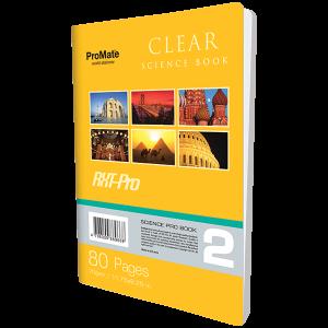 ProMate CR Clear Book 80Pgs