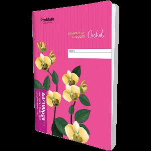 ProMate CR Book Single Ruled 160Pgs
