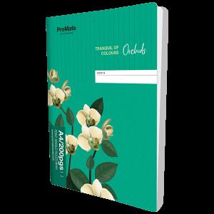 ProMate CR Book Single Ruled 200Pgs