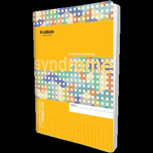 ProMate EX Book Single Ruled 120Pgs