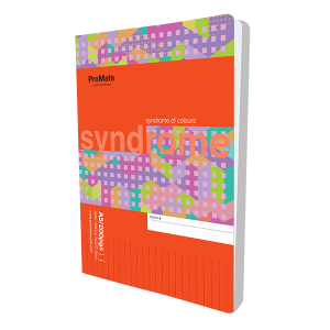 ProMate EX Book Single Ruled 200Pgs