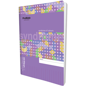 ProMate EX Book Single Ruled 80Pgs