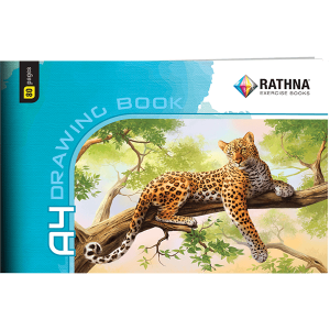 Rathna A4 Drawing Book 80Pgs
