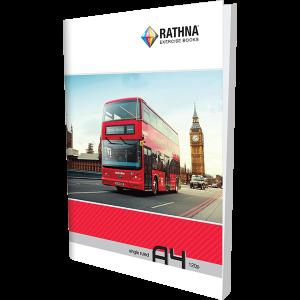 Rathna CR Book Single Ruled 120Pgs