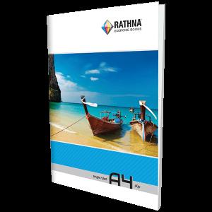 Rathna CR Book Single Ruled 40Pgs