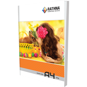 Rathna CR Book Square Ruled 200Pgs
