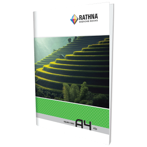 Rathna CR Book Square Ruled 40Pgs