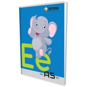 Rathna EX Blank Book 80Pgs
