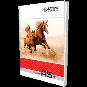 Rathna EX Book Single Ruled 160Pgs