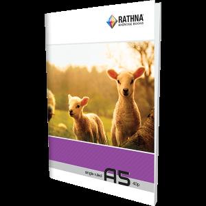 Rathna EX Book Single Ruled 40Pgs