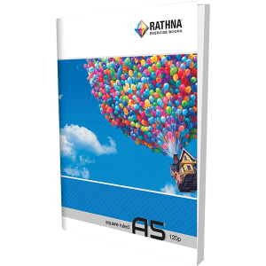 Rathna EX Book Square Ruled 120Pgs