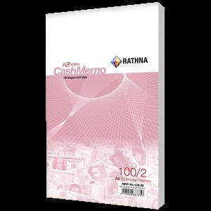 Rathna Cash Memo - Small (Bill book)