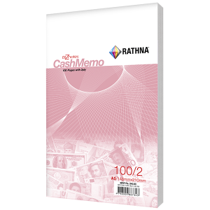 Rathna Cash Memo- Large (Bill book)