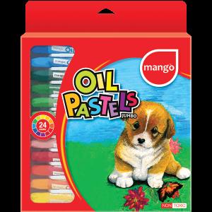 Rathna Oil Pastels Jumbo - 24 Colors Pack