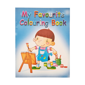 My Favourite Colouring Book