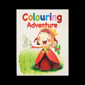 Clouring Adventure
