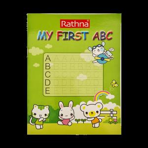 Rathna My First A B C