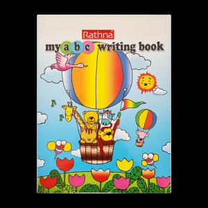 Rathna My A B C Writing Book