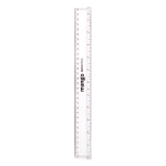 Mango Plastic Ruler - 30cm