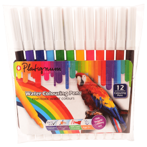 Mango Water Coloring Pen 12 Colour Pack