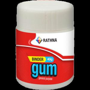 Binder Gum 40g